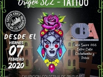 ORIGEN SANTA CRUZ –TATTOO